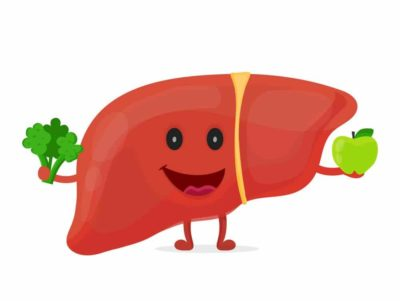 Liver health from Apple juice