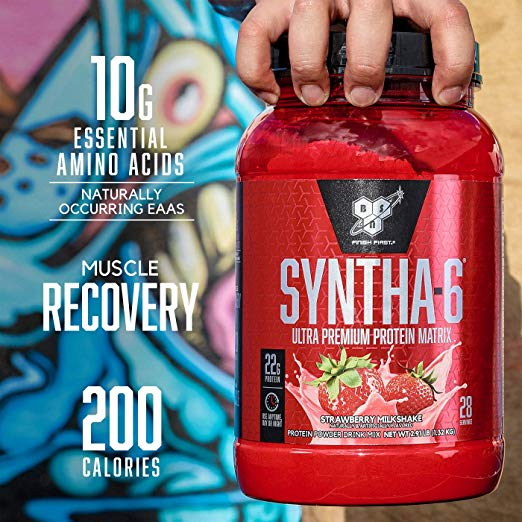 Bsn Syntha- Best Protein Powders for Weight Loss