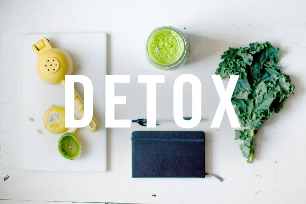 Kale Juice Detoxifies the Entire Body