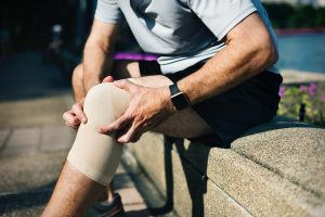 Hyperextended Knee